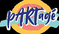 Projet pARTagé logo