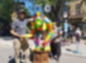 Dia de muertos NDG - Sculpture