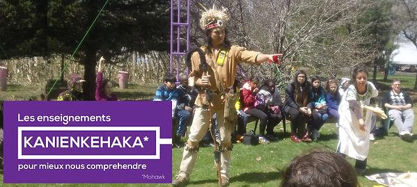 Les enseignements Kanien'kehaka, The Kanien'kehaka Teachings - PAAL, Traditional Kanien'kehaka Council, Conseil Kanien'kehaka traditionnel