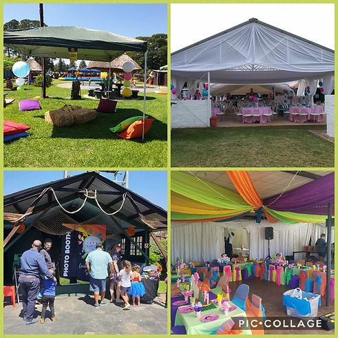 Mac's Party Venue - Farmyard and Fountai