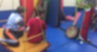 Pediatric Kids OT Occupational Therapy Toronto arts and crafts art fine motor
