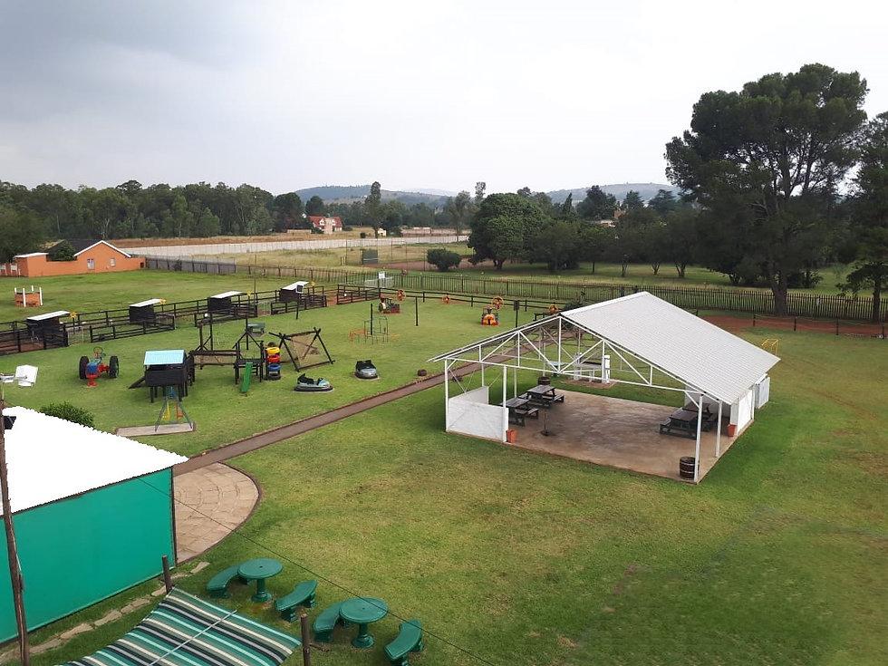 Mac's Party Venue - Farmyard Area NEW..j