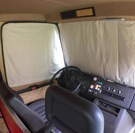 'Zand' Mercedes 811, Vario cabine