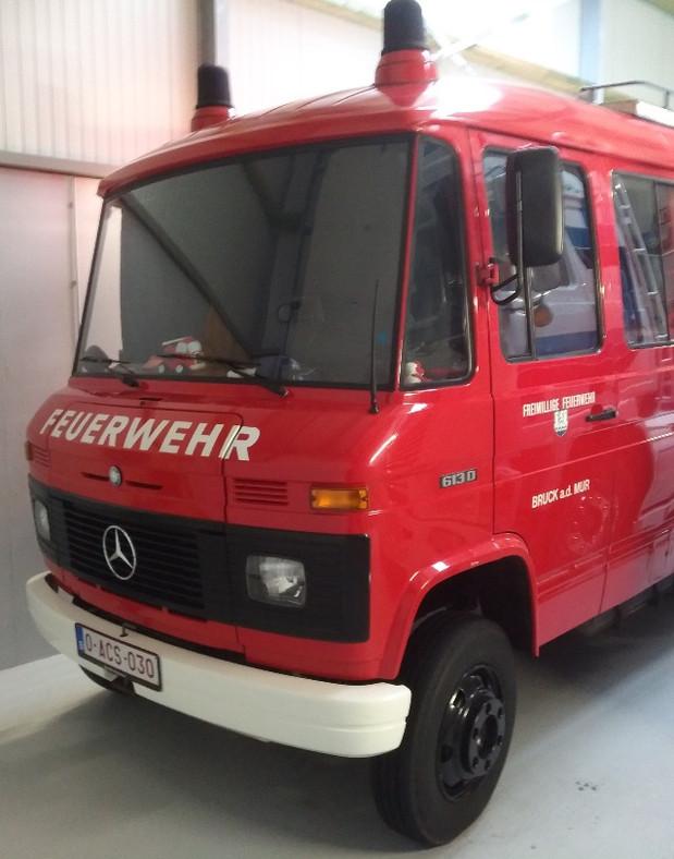 Mercedes 613, Dudo hoog