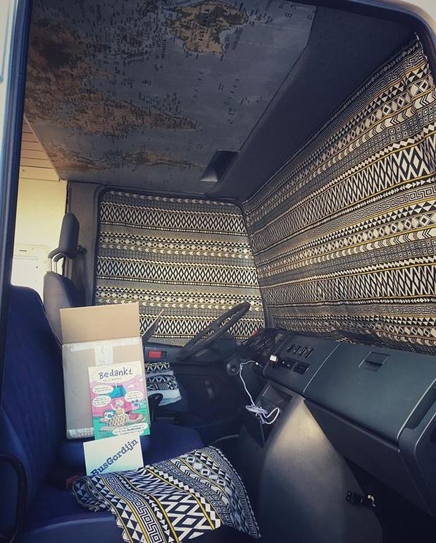 Mercedes 614, Vario (eigen stof Zazzle)