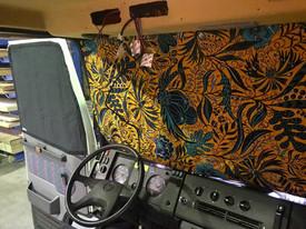 Mercedes 814, Vario (eigen stof Vlisco)