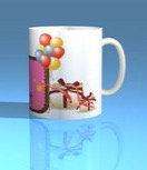 Personalised Birthday Mug 004