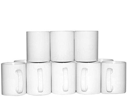 11oz Ceramic Mug x 10