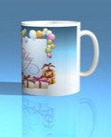 Personalised Birthday Mug 006