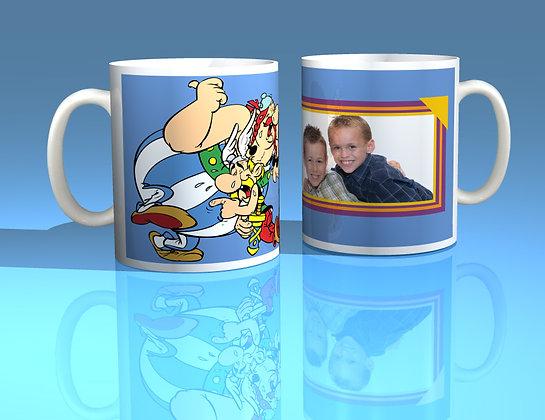 Astrix Personalised Photo Mug 001