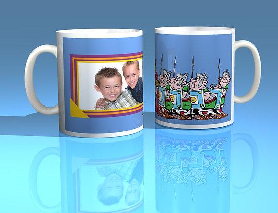 Astrix Personalised Photo Mug 002
