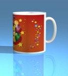 Personalised Birthday Mug 003