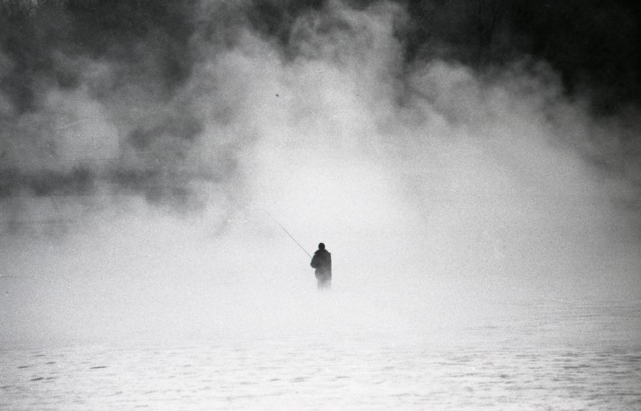 Рыбак / A fisherman