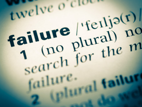 Two F Words: Fat and Failure