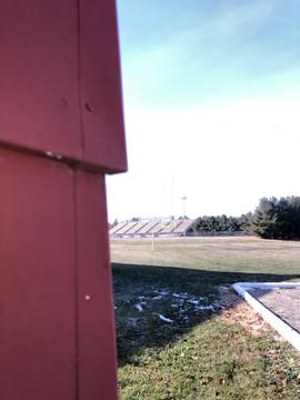 """MHS Stadium"" Leah Weaver"