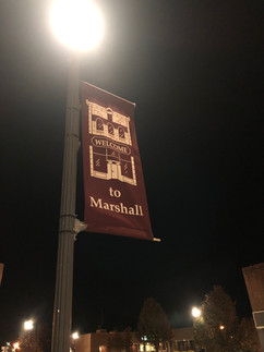 """""""Welcome to Marshall"""" Leah Weaver"""