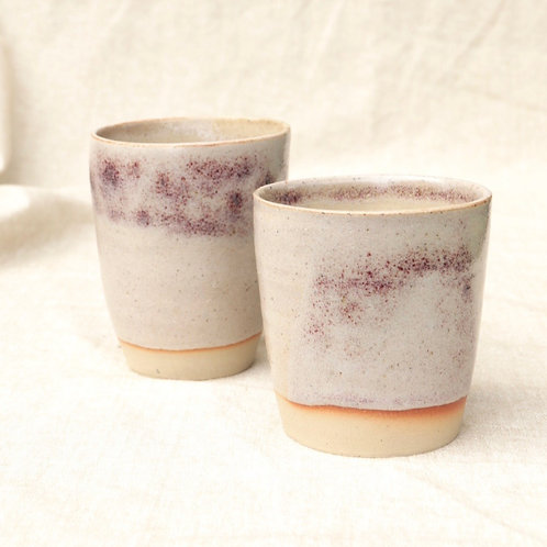 Lot de 2 mugs antiques