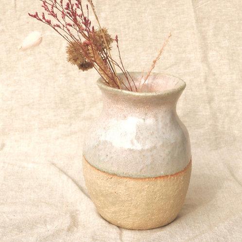 Vase sunflower rose