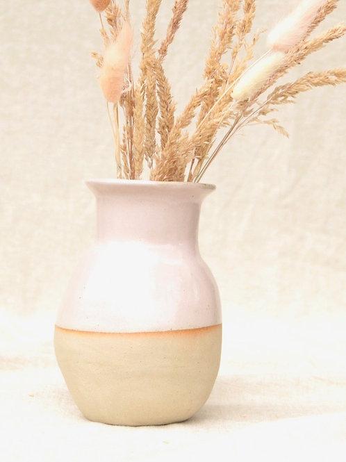Vase rose petit