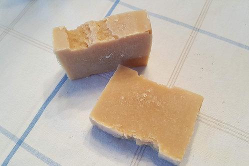 Patchouli and Cinnamon Goat Milk Soap