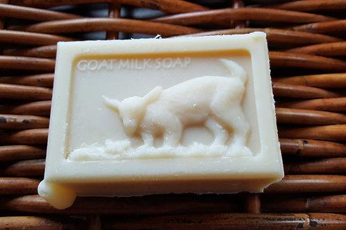 Floral Rose Goat Milk Soap