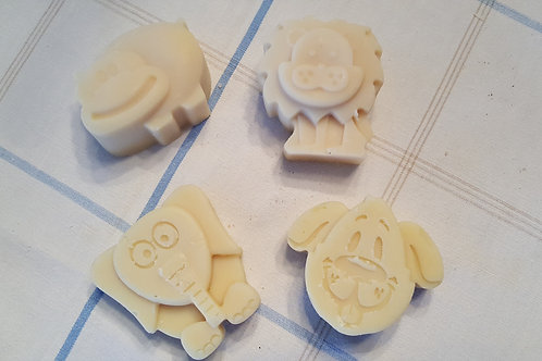 Gentle Goat Milk Soap for Children