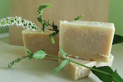 Spearmint Goat Milk Soap