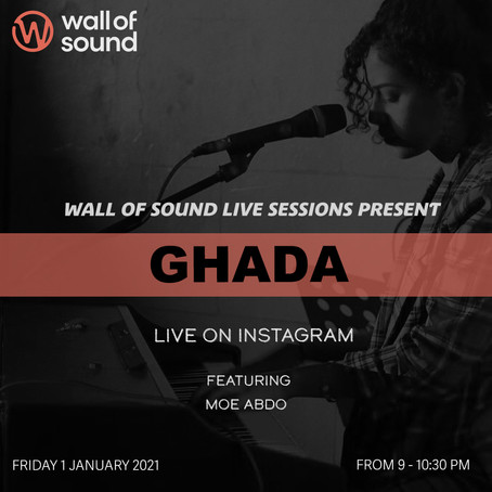 New Year Live Session : Ghada