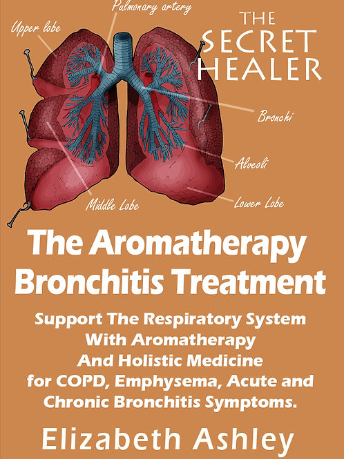 Bronchitis - the aromatherapy treatment