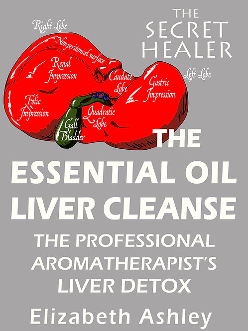 The essential oil liver cleanse