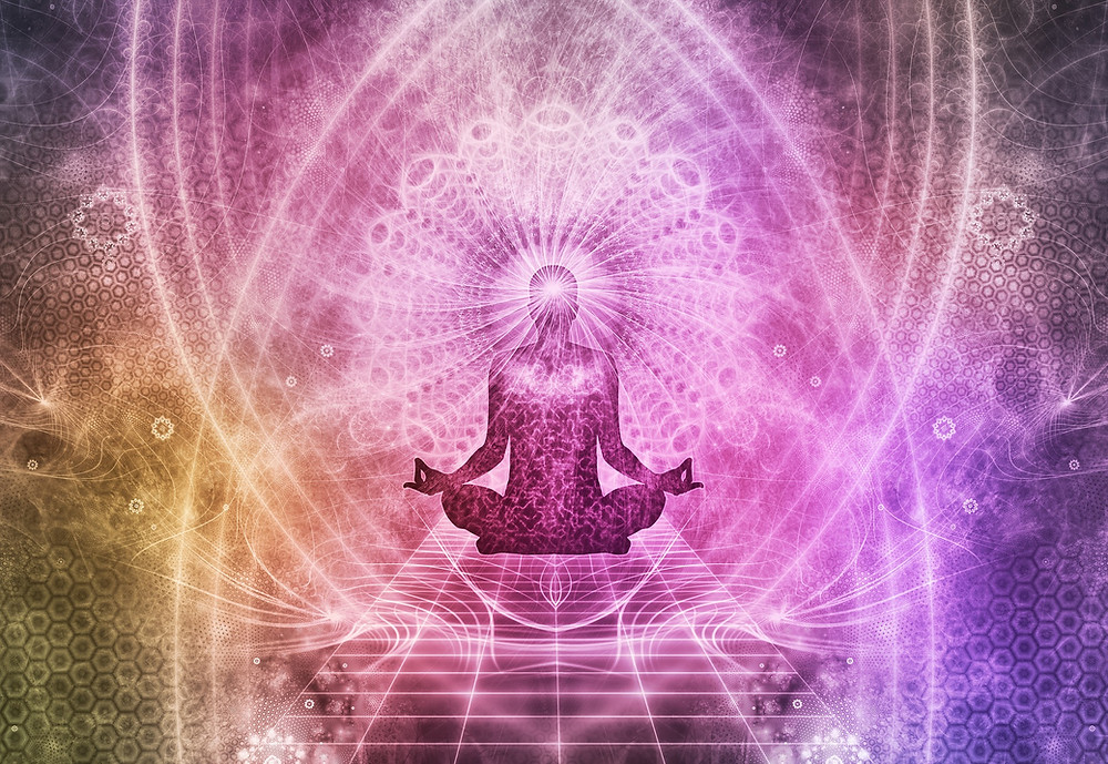 Essential oils for the crown chakra