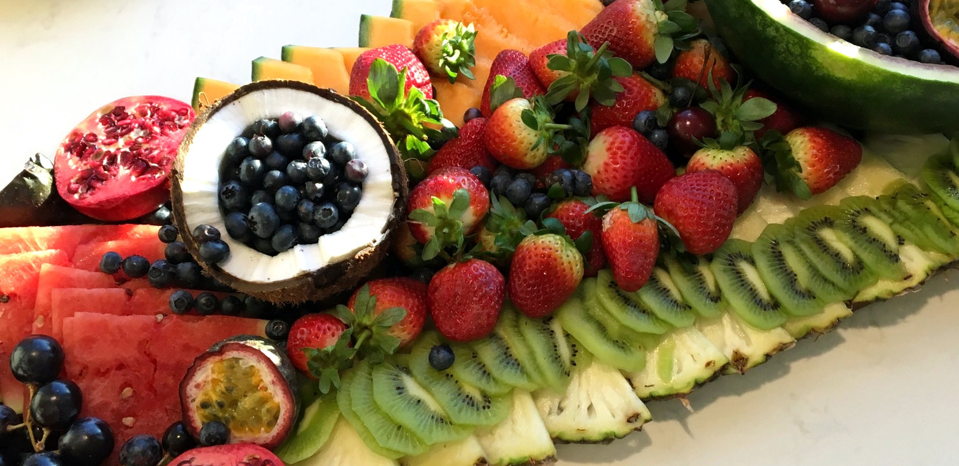 Large Fruit Platter