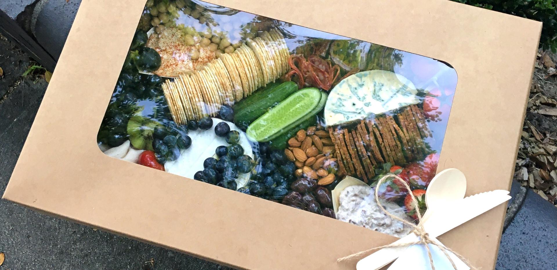 Large Original Platter Box