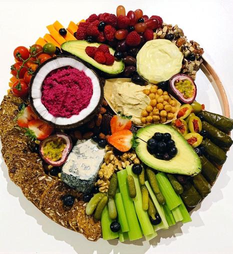 Large Vegan Original Platter