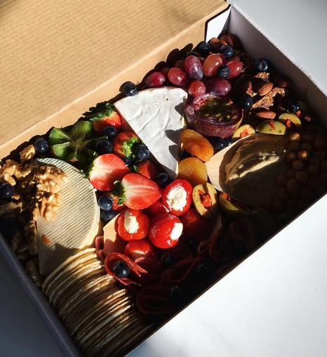 Small Original Platter Box