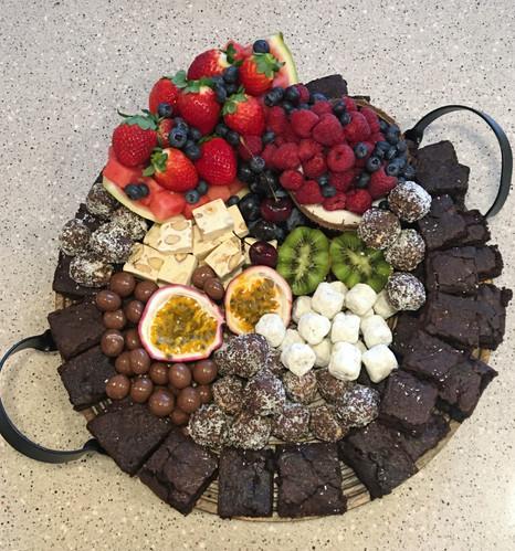 Large Dessert Platter