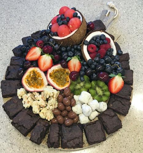 Medium Dessert Platter
