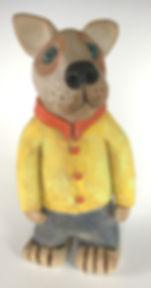 yellow shirt small pup.jpg