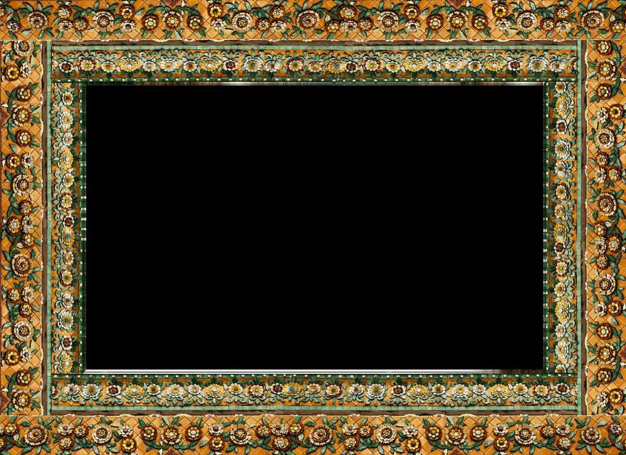 Warung Roadside Frame