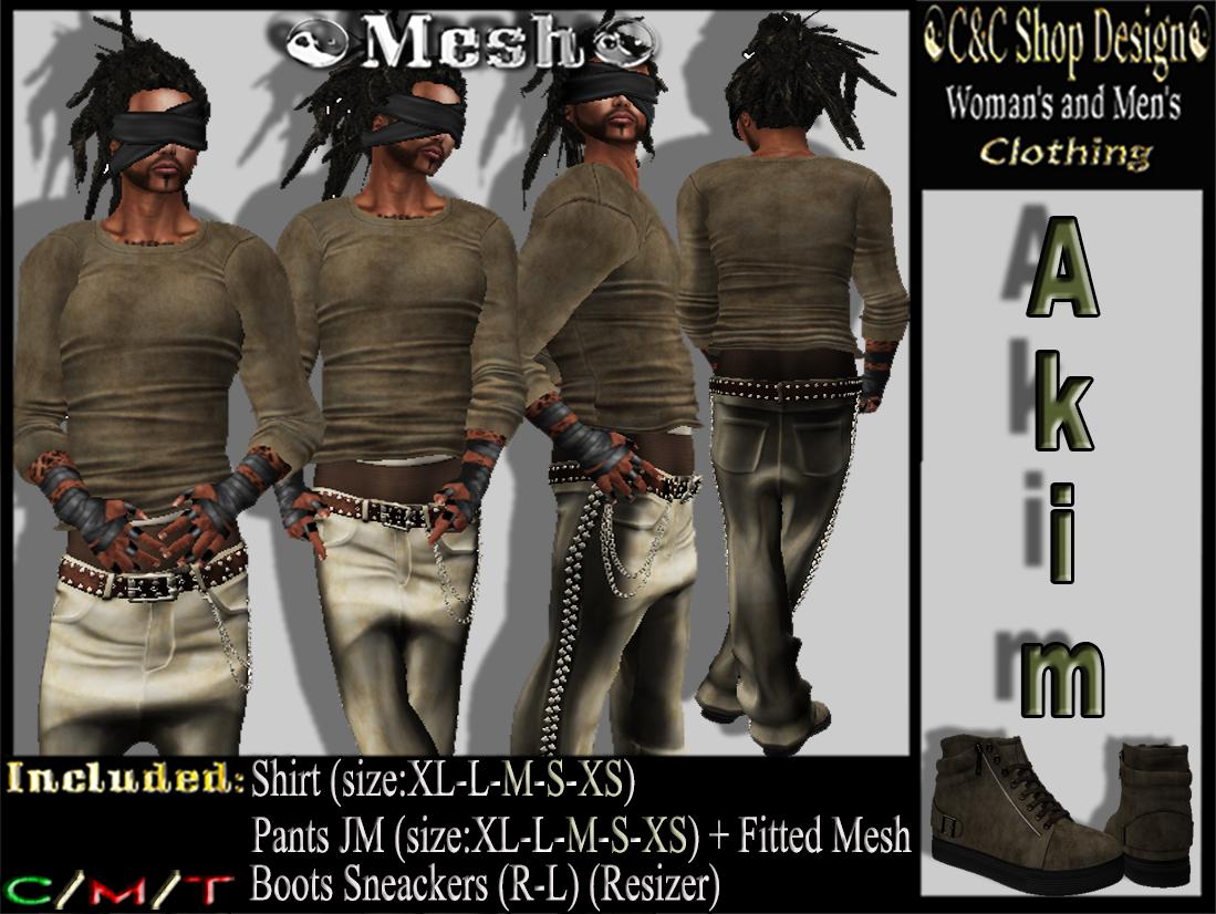 C&C Mesh Akim Men's.png