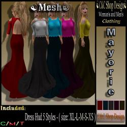 C&C Mesh Mayorie Hud 5 Styles.png