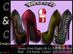 C&C Shoes Anna (Feet High) (Hud 10 Color Styles).png