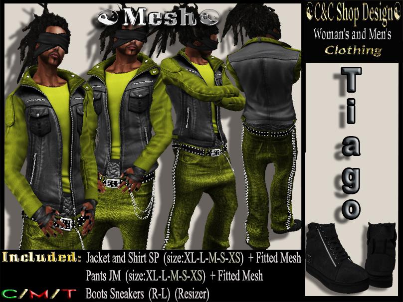 C&C Mesh Tiago Men's.png