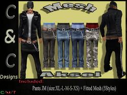 C&C Mesh Aksel Men's (5 Styles).png