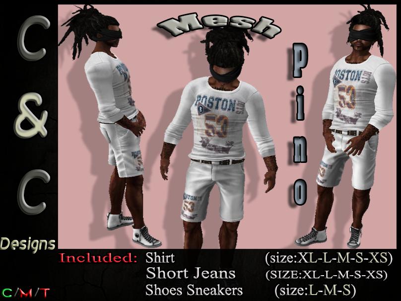 C&C Mesh Pino Men's.png