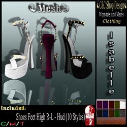 C&C Mesh Isabelle Hud 10 Styles.png
