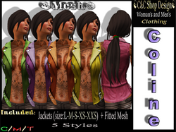 C&C Mesh Coline (5 Styles).png