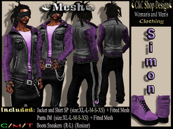 C&C Mesh Simon Men's.png