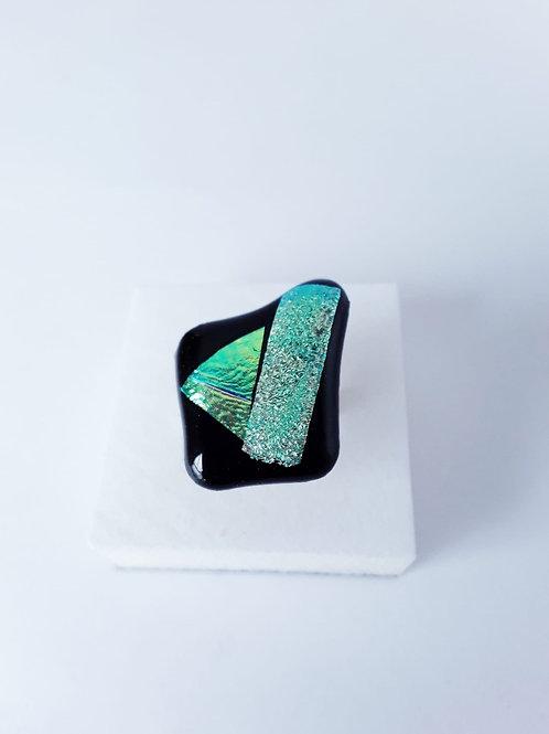 Anillo de cristal Dicroico Ref. 4000