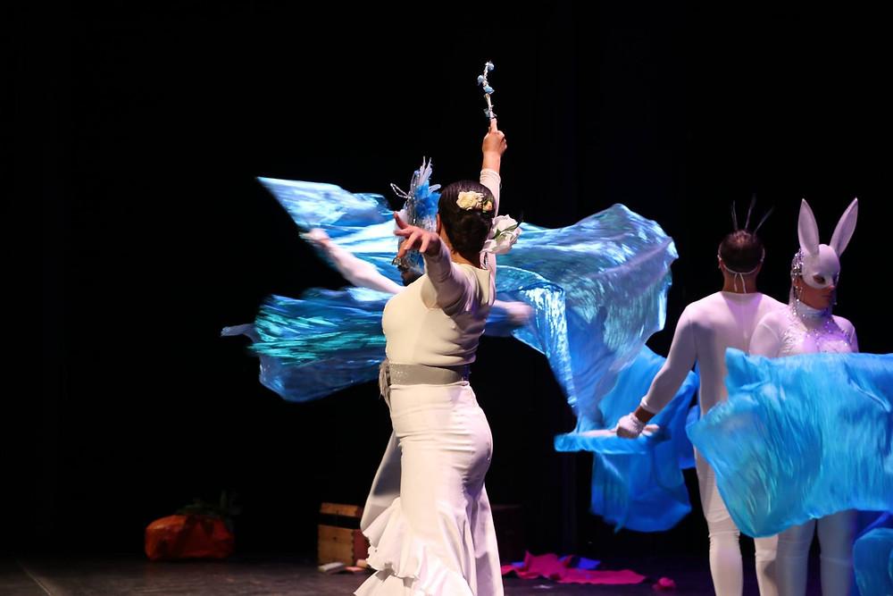 Cenicienta Flamenco